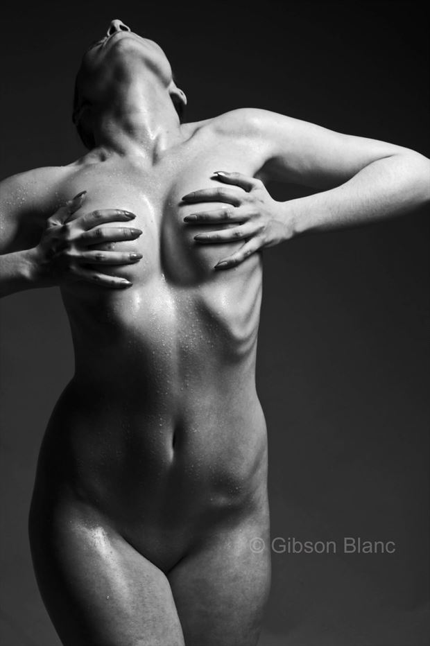 hazel rose artistic nude photo by photographer gibson