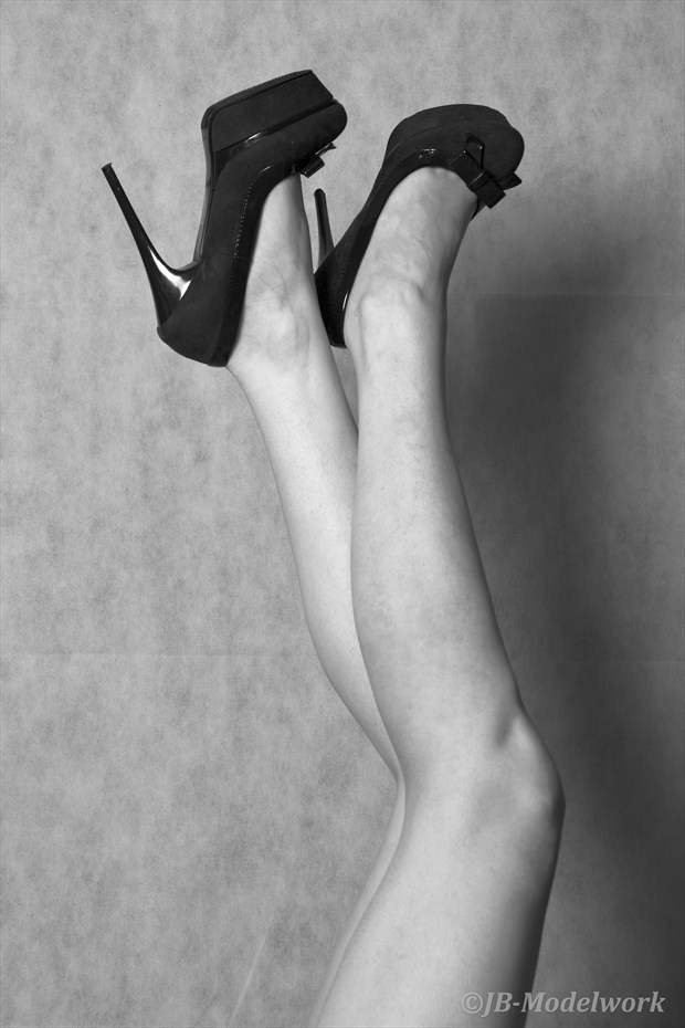 heels in the air Fetish Photo by Photographer JB Modelwork
