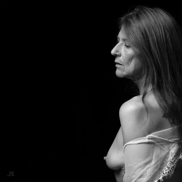 heidi in studio 7 artistic nude photo by photographer jankarelkok