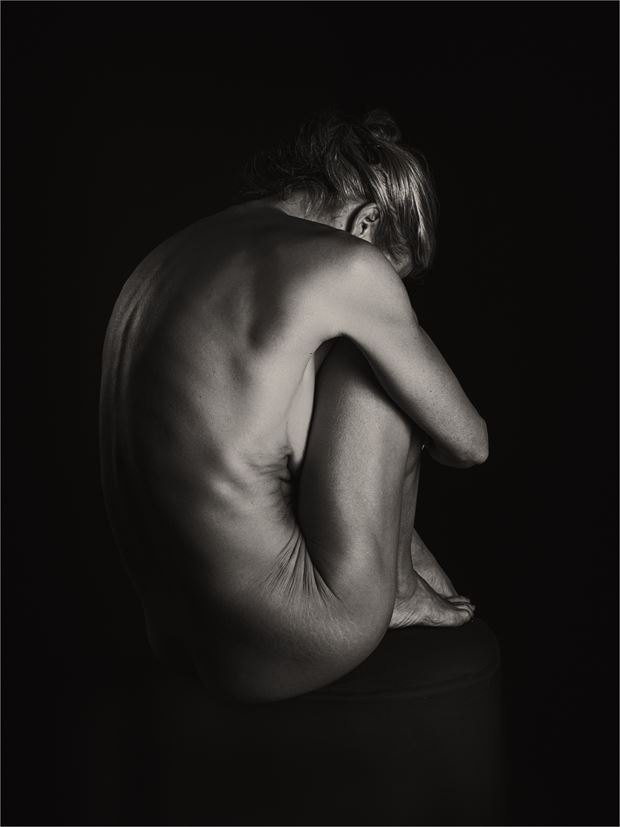 helen 1 artistic nude photo by photographer dave belsham