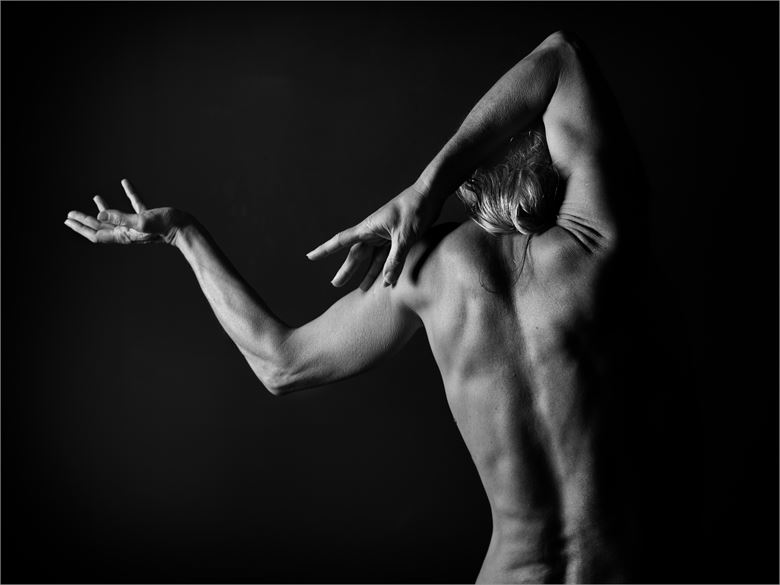helen 7 artistic nude photo by photographer dave belsham