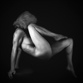 helen artistic nude photo by photographer dave belsham