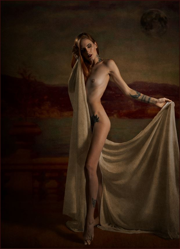 helen of troy artistic nude photo by photographer yugen photog