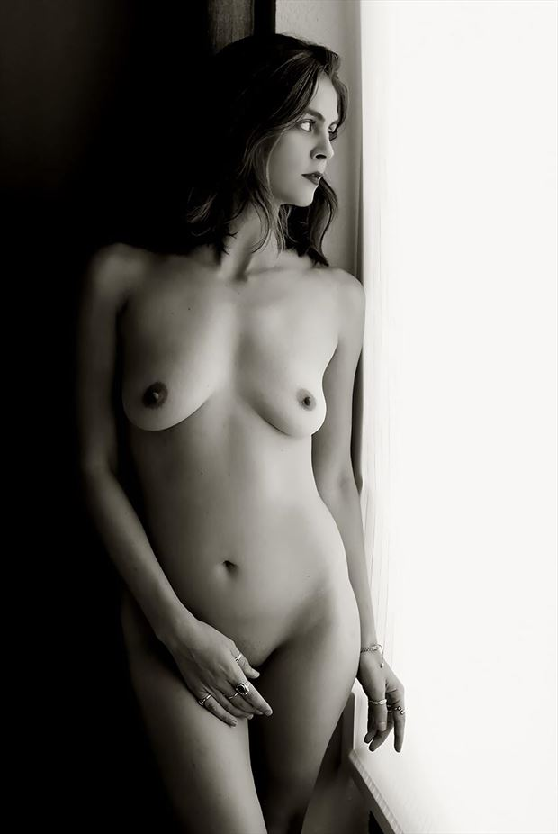 helen troy artistic nude photo by photographer rick gordon