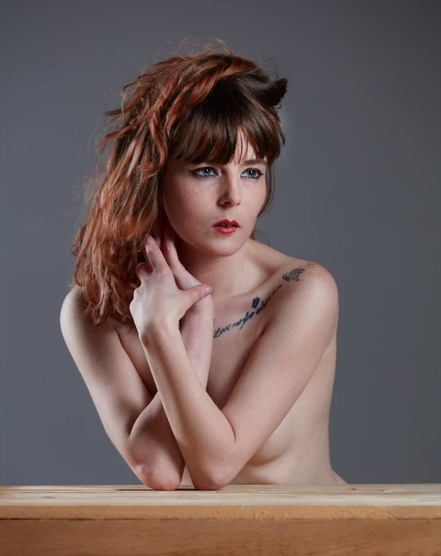 hello redhead  Studio Lighting Photo by Model TheaRosee