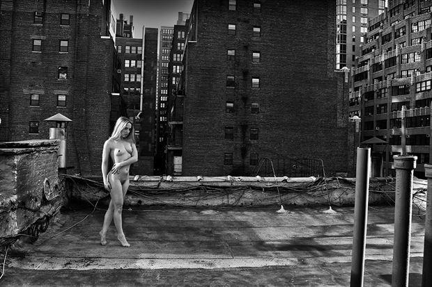 hells kitchen artistic nude photo by photographer danwarnerphotography