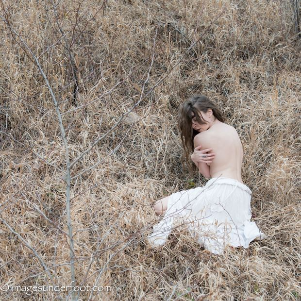 her world artistic nude photo by photographer gregory holden