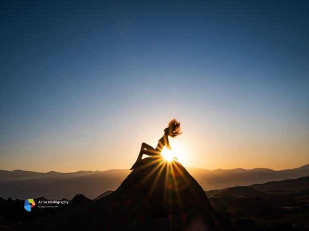 here comes the sun nature photo by photographer acros photography