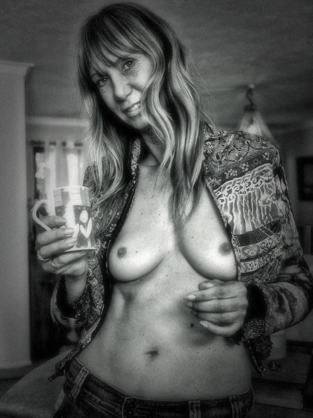 here s your coffee erotic photo by photographer dvan