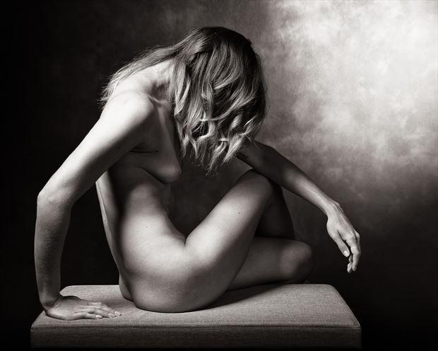 hidden gem artistic nude photo by model alexandra queen