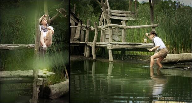hideout Nature Photo by Photographer Laila Pregizer