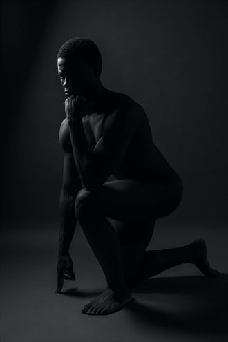 hillaire bellanton photographed on march 2 2016 artistic nude photo by photographer keitravis squire
