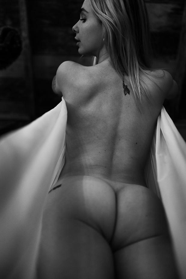 hitting trew bottom artistic nude artwork by photographer emissivity