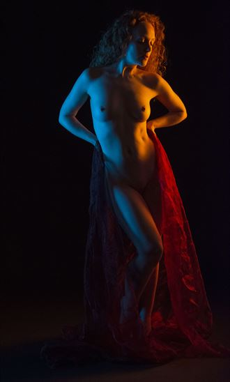 holly nude artistic nude artwork by photographer ian athersych