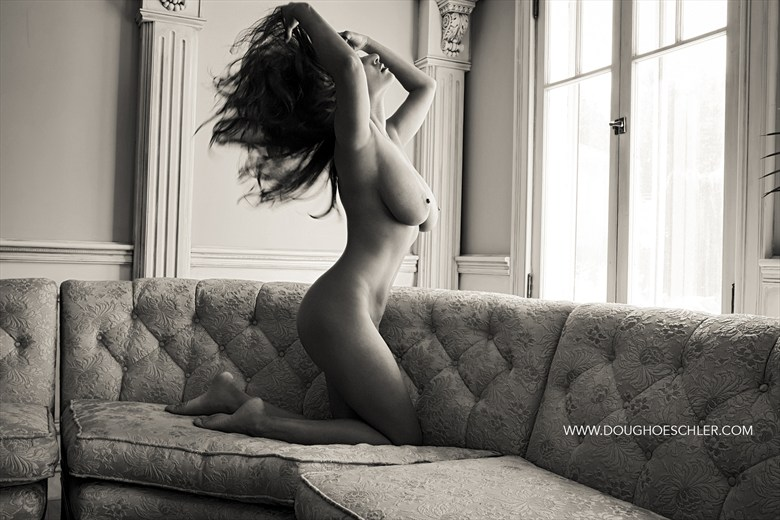 hom%C3%A1ge Artistic Nude Photo by Photographer Doug Hoeschler Photography