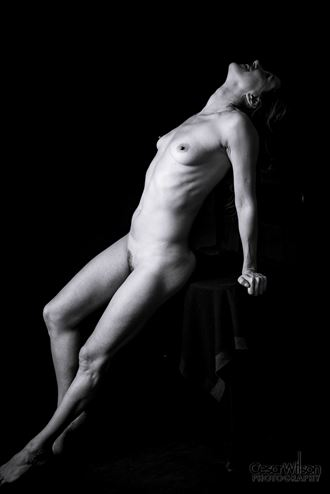 home alone and naked artistic nude artwork by photographer borsalino