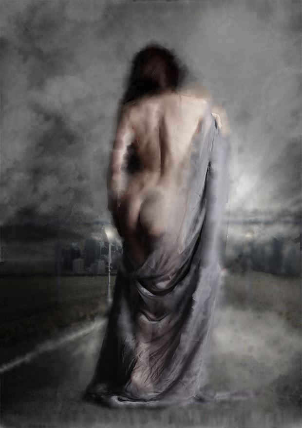 hope artistic nude artwork by artist derbuettner