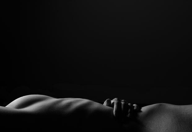 horizon artistic nude artwork by photographer gsphotoguy