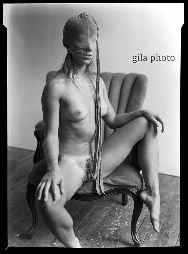 hose. Artistic Nude Artwork by Model VexV oir