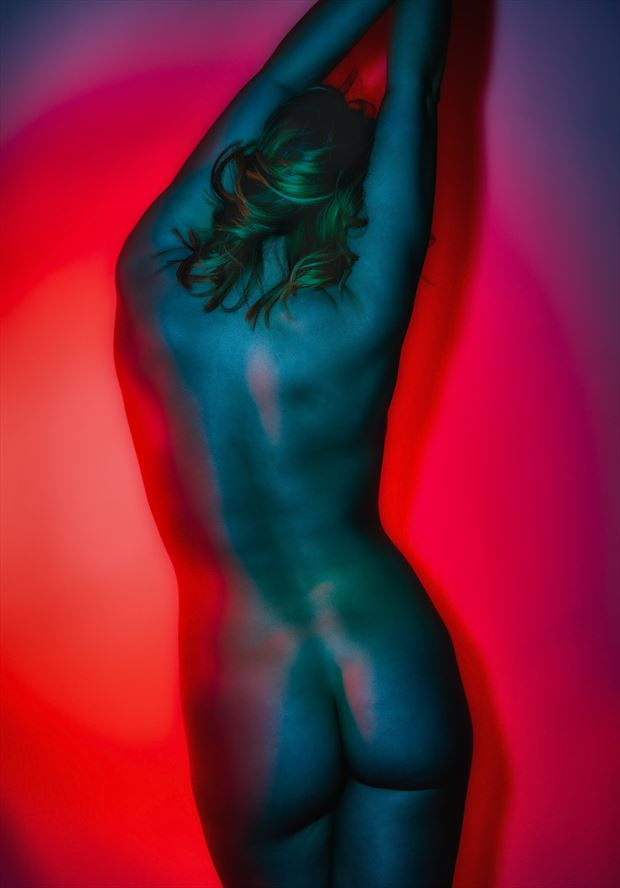 hotta artistic nude artwork by photographer neilh