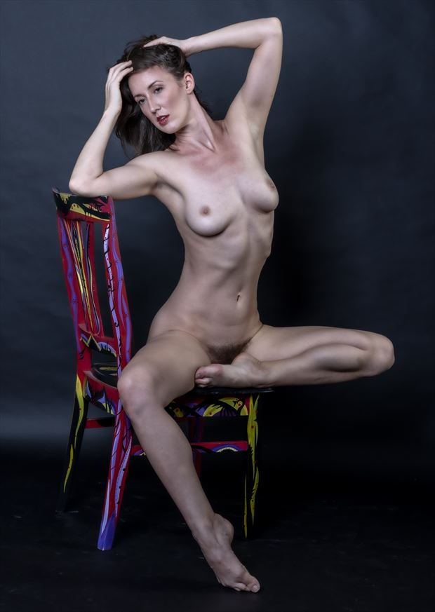 how to sit in a chair artistic nude photo by photographer gpstack