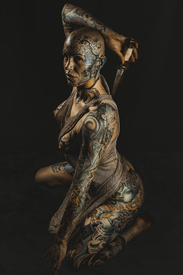 i am a piece of art 1 tattoos photo by photographer ken v