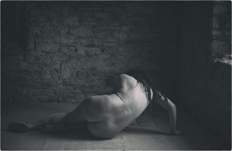 i am a prisoner of my own design artistic nude photo by photographer lanes photography