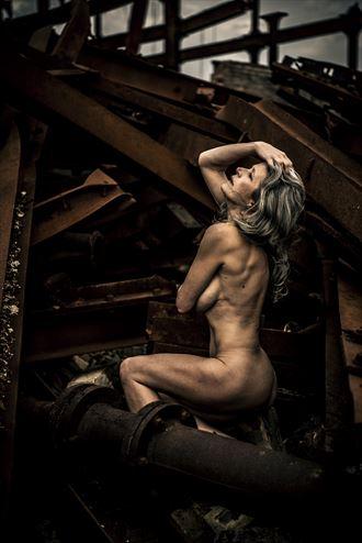i am strength artistic nude photo by photographer kreative light