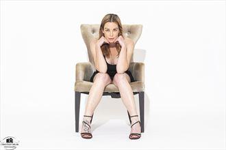 i m watching you alternative model photo by model shann