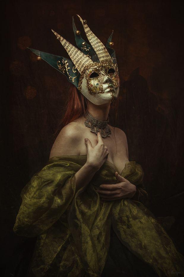 i the mask studio lighting photo by photographer luj%C3%A9an burger