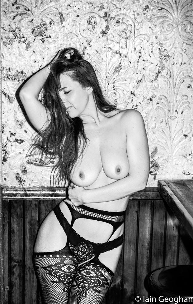 iain geoghan artistic nude photo by model jenna