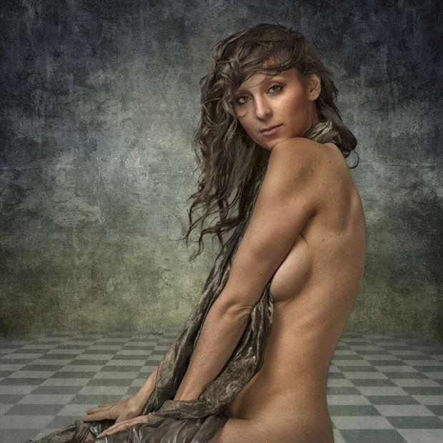 idyllic alternative model photo by photographer tom gore