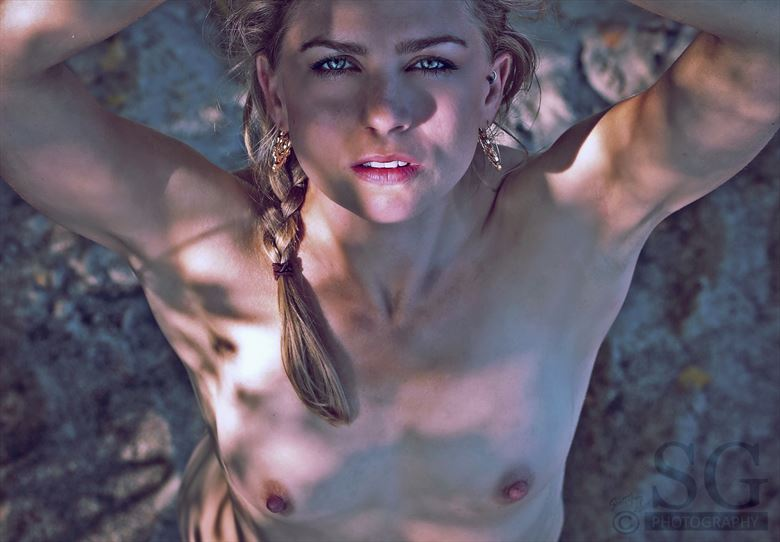 if only you knew artistic nude photo by model erin divine