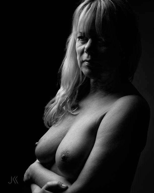 ilse 10 artistic nude photo by photographer jankarelkok