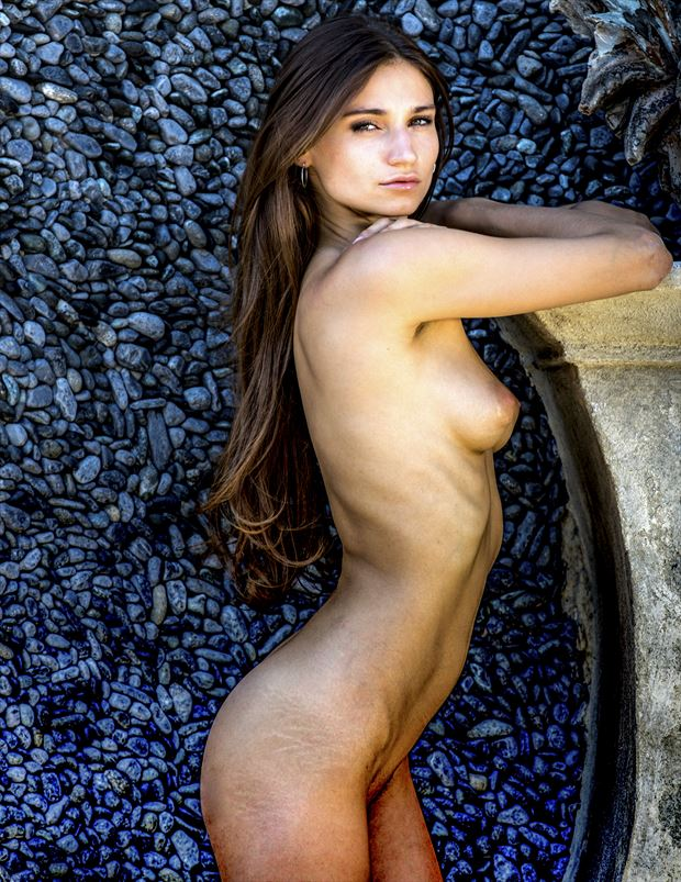 ilvy in monza 1 artistic nude photo by photographer evan
