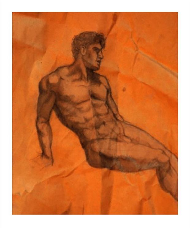 implied nude artwork by photographer aragonstudios