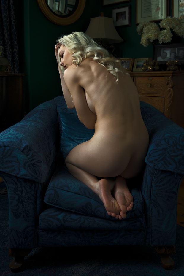 implied nude emotional photo by photographer ellis