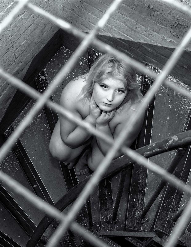 implied nude figure study photo by photographer chriswoodman_photo