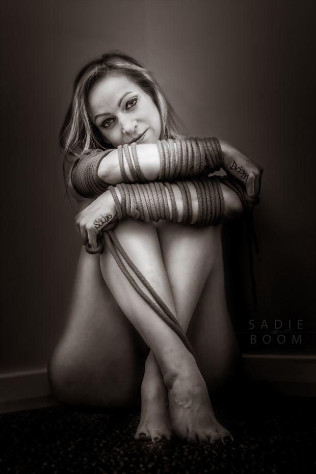 implied nude photo by model 1sadie