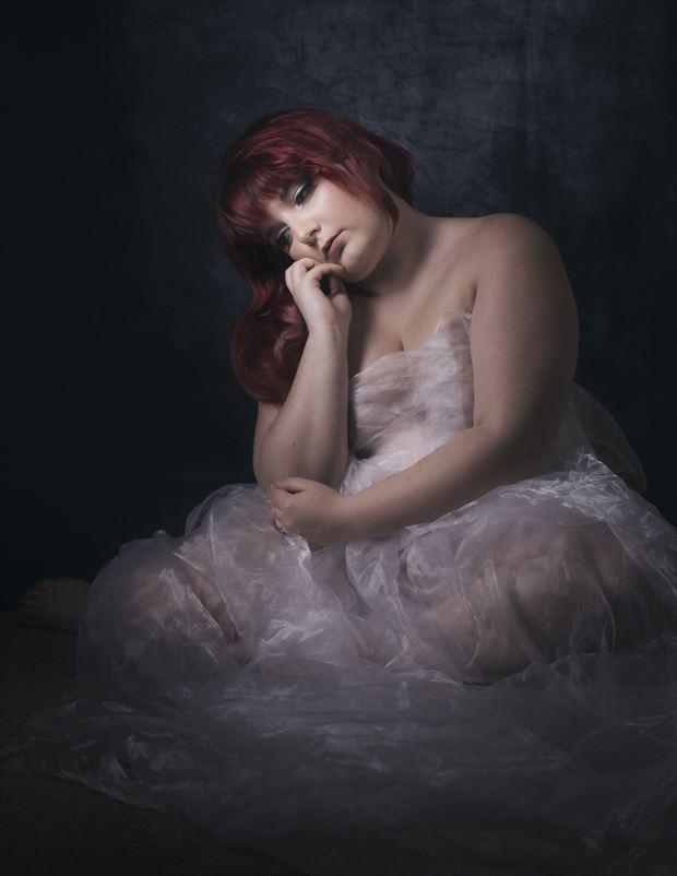 implied nude photo by photographer woodman chris
