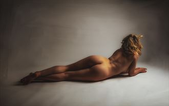 in isolation artistic nude artwork by photographer neilh