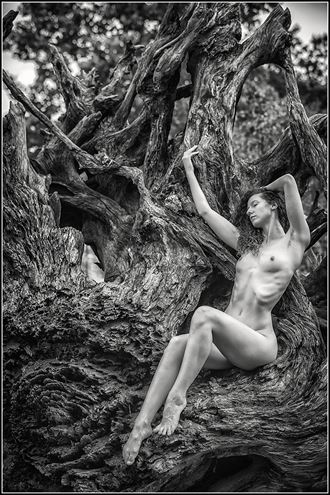 in mothers arms artistic nude photo by photographer magicc imagery