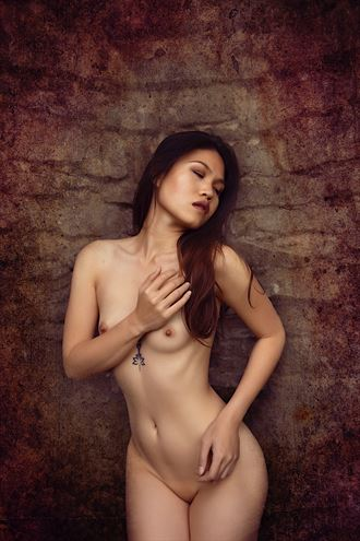 in the kiln artistic nude photo by photographer justinharrisphoto