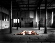 in the old warehouse artistic nude artwork by photographer neilh