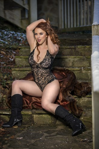 in the wild lingerie photo by photographer rome gio