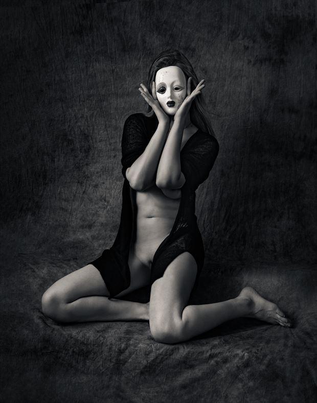 incognito artistic nude photo by photographer thatzkatz