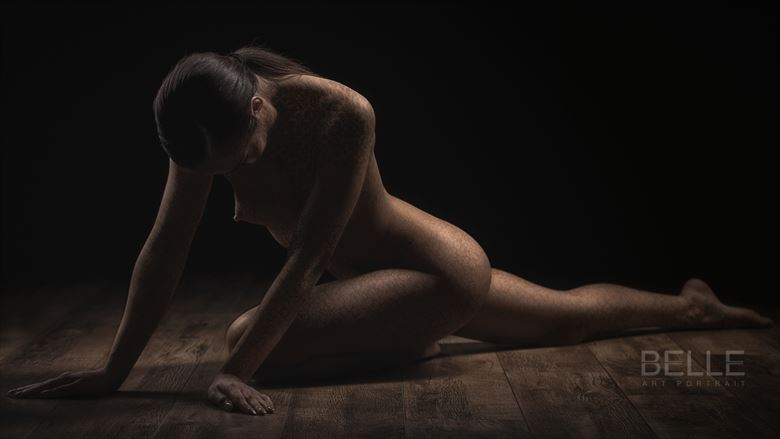 inconsolable artistic nude photo by photographer paul misseghers