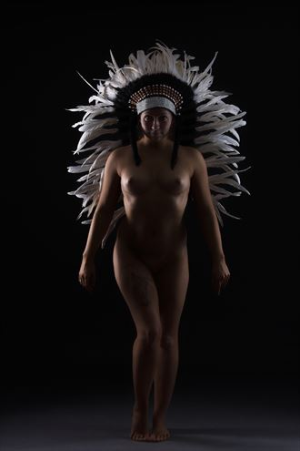 indian artistic nude photo by photographer r persson