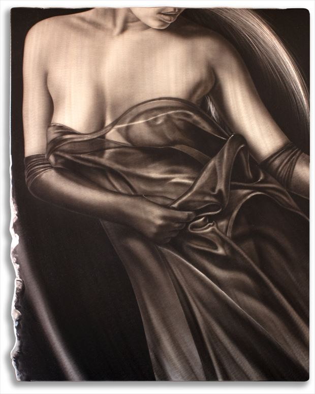 infinity implied nude artwork by artist a d cook