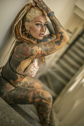 ink art and beauty tattoos photo by photographer anna edelride